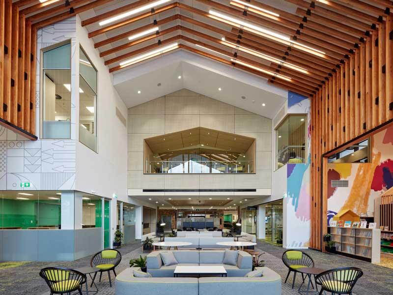 School Building Ormiston